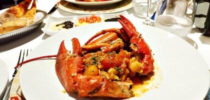 歌詩達郵輪新浪漫號|Mamma Trattoria意大利付費餐廳.超值的義大利風味餐點