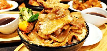開丼 燒肉vs丼飯|桃園ATT店.見識地表最強燒肉的衝擊