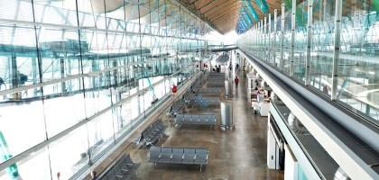 西班牙|馬德里機場的寄物與轉機搭地鐵方式