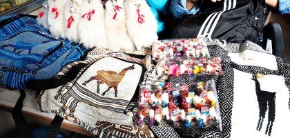 秘魯必買|馬丘比丘啤酒、皮斯可酒、羊駝與手織工藝品