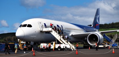 Latam|Lan、Tam 南美最靠譜航空. 飛機新穎大台 餐點好吃令人上機就期待