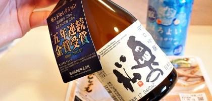 日本清酒 奧の松あだたら吟醸.連續五年金賞受獎酒