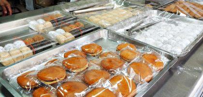 台南、中西區|富川麻糬.國華街60年的甜點銅鑼燒