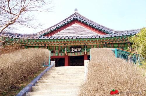 韓國、江原道|江陵鏡浦臺瞭望鏡浦湖.環湖公園讓你散策好愜意