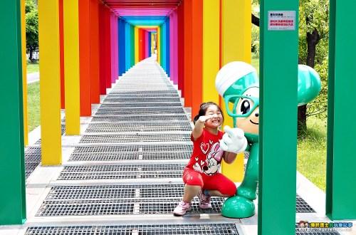 台南新營美術園區童年狂想曲.不二良的小鼠在這裡