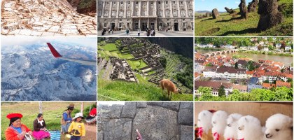 馬丘比丘、復活節島、西班牙馬德里、德國海德堡|世界遺產與七大奇景12天之旅