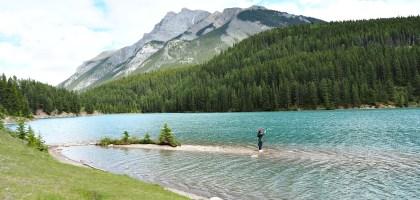 加拿大 Two Jack Lake&Lake Minnewanka