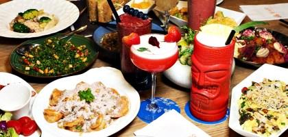 叁和院台灣風格飲食|大直美麗華RAW旁.聚餐、尾牙都適合的創意台菜餐酒館