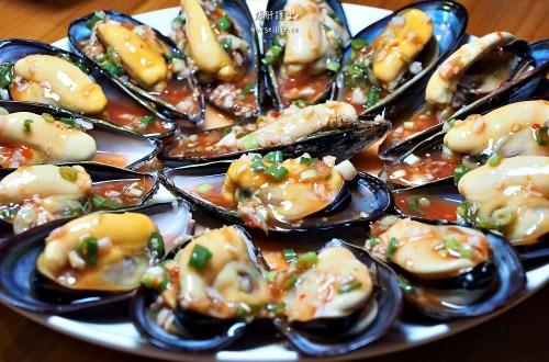 馬祖、南竿|蝦寮食堂.島上唯一提供生啤酒的魚菜共生餐廳