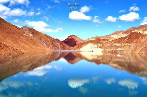 中國、西藏 這不是天堂只是前進卡若拉冰川的路