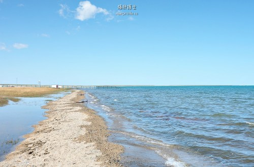 中國、青海|青海湖.別了我那記憶中的藍
