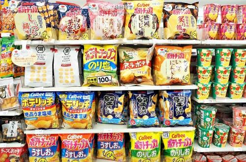 Calbee日本47都道府限定洋芋片–東北版