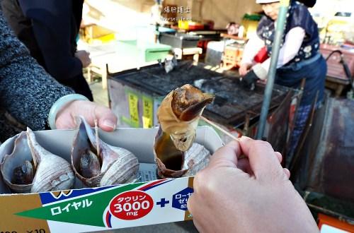 北海道、厚岸 一年一度牡蠣祭典.根本是日本人的中秋節