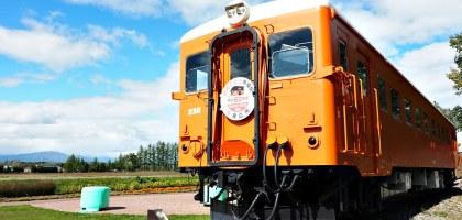 北海道、帶廣|幸福車站.浪漫的戀人鐵道