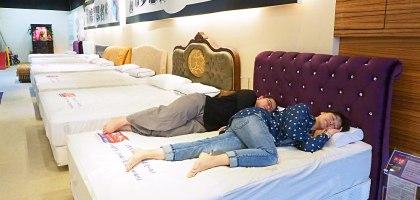 床的世界|席夢思、獨立筒、超級床墊.好床墊才能成就睡眠的深度