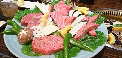 京都、福知山|燒肉丸善.當地人氣最高的一頭牛燒肉店