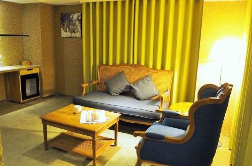台中薆悅酒店inhouse Hotel.帶點輕奢風華的住宿體驗