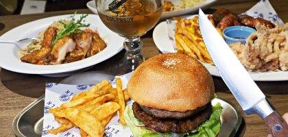 ELK駝鹿美式餐廳|樹林聚餐、派對包場的首選大份量餐廳(距離北大特區七公里)