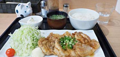 北海道|ひこま豚食堂.當地人帶路的美味豬肉料理食堂