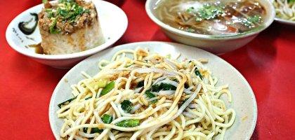 西螺老牌魷魚羹豆菜麵.當地飄香七十年的傳統小吃