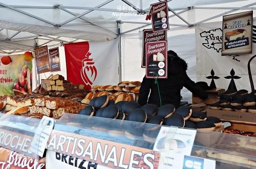 Tourteau Fromage.看到必買的法國北方黑蛋糕