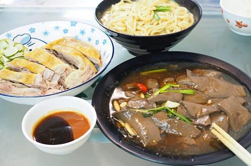 新竹城隍廟美食|鴨肉許二姐、郭家元祖潤餅、周家燒麻糬