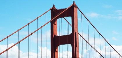 美國、加州|舊金山金門大橋 Golden Gate Bridge
