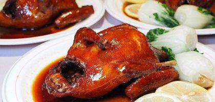 澳門佛笑樓|百年菜館.乳鴿、牛茶、舒芙蕾遠近馳名值得一嘗