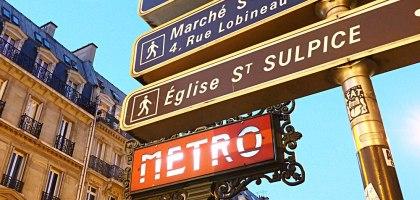 巴黎地鐵:購票方式、如何搭乘,還有要避開的危險地段!