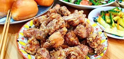 下酒菜輕鬆做:台式鹹酥雞