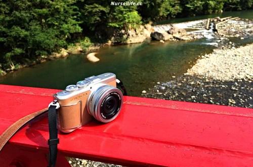 Olympus PEN E-PL9搭14-42mm變焦餅鏡簡直是旅行輕量化神器