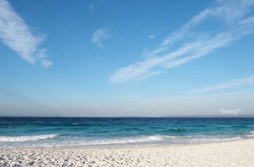 澳洲|海姆斯沙灘Hyams Beach.最美麗也最危險的白沙灘