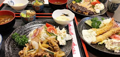 北投日本食堂DonChan.可以吃到名古屋味噌豬排的平價日式定食