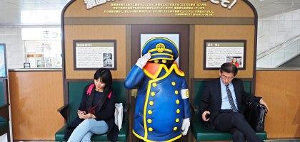 以漫畫聞名的北九州、小倉根本是網美外拍地