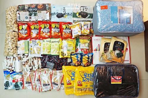 釜山太好買!善用手提行李就算只買15公斤的托運行李也能帶好帶滿