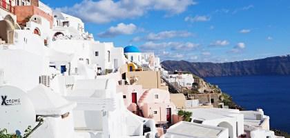 希臘|Santorini 聖托里尼才不是你想的那樣
