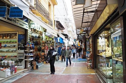 雅典 跳蚤市場Athens Flea Market.增加好運的寶物該怎麼挑