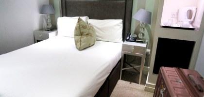 倫敦住宿 THE TOPHAMS HOTEL BELGRAVIA.鄰近維多利亞車站新手首選飯店