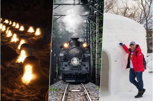 東武鐵道日光周遊券搭鬼怒川大樹 SL蒸氣火車.暢遊湯西川溫泉浪漫雪祭