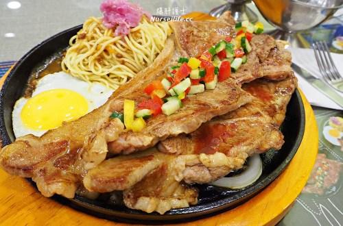 穿巷牛排·天母店|現煎鐵板牛排.用餐加100元馬上變雙倍肉!