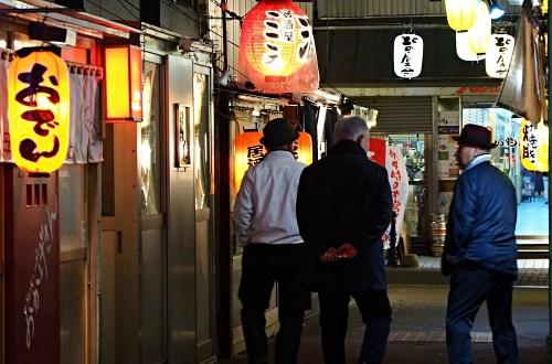 北海道、帶廣|北之屋台.集合特色料理的日本夜市