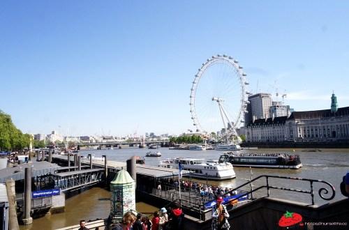 英國|大笨鐘、倫敦眼、River Cruise、倫敦塔橋,一路踩點遊玩超方便