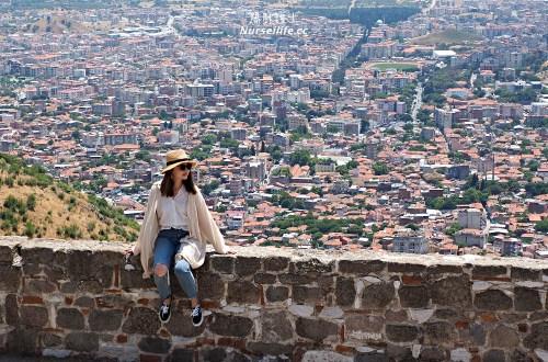 土耳其之旅|殺光底片的貝加蒙遺址Bergama.網美必來的土耳其衛城