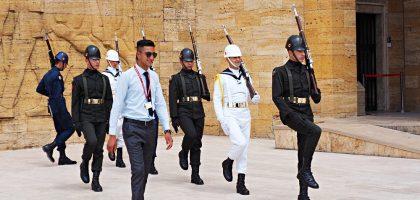 土耳其|來了凱莫爾陵寢 Anitkabir 也把心留在安卡拉了