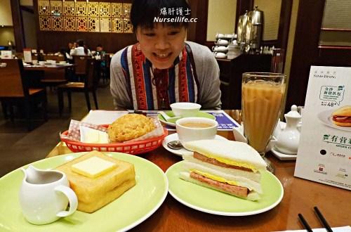 澳門帝王點心.地道早餐就是要吃蛋治、波蘿油、西多士阿!