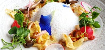 新加坡 Tangerine 天滋林水療餐廳.泰式風味農場直送有機料理新鮮上桌