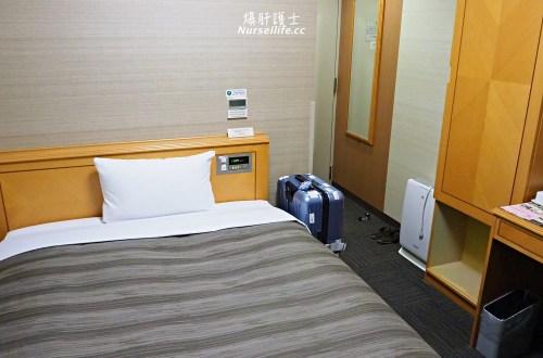 福島住宿|Hotel Route Inn 新白河東站有溫泉免費咖啡的商務旅館
