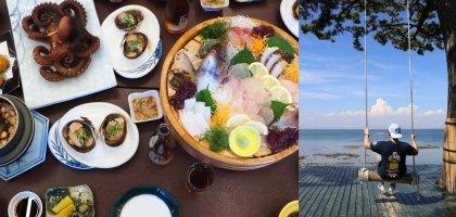 日間賀島的景點與交通.來趟名古屋的離島渡假之旅享受章魚海鮮大餐
