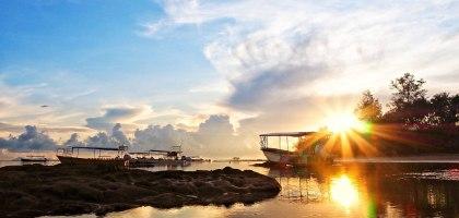 來去古達!沙巴的天空之鏡,來一趟天涯海角的浪漫之旅吧!