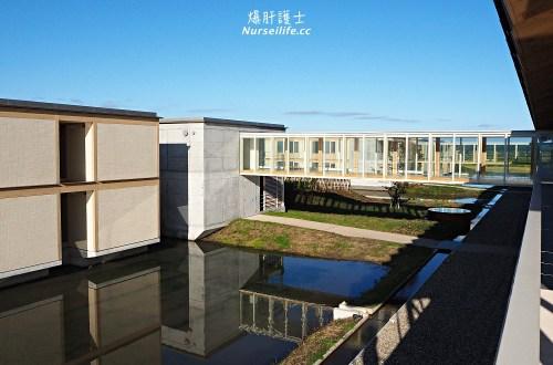 庄內水田露台 位在水田上擁有一整面書牆的全木造MUJI感簡約風設計飯店!